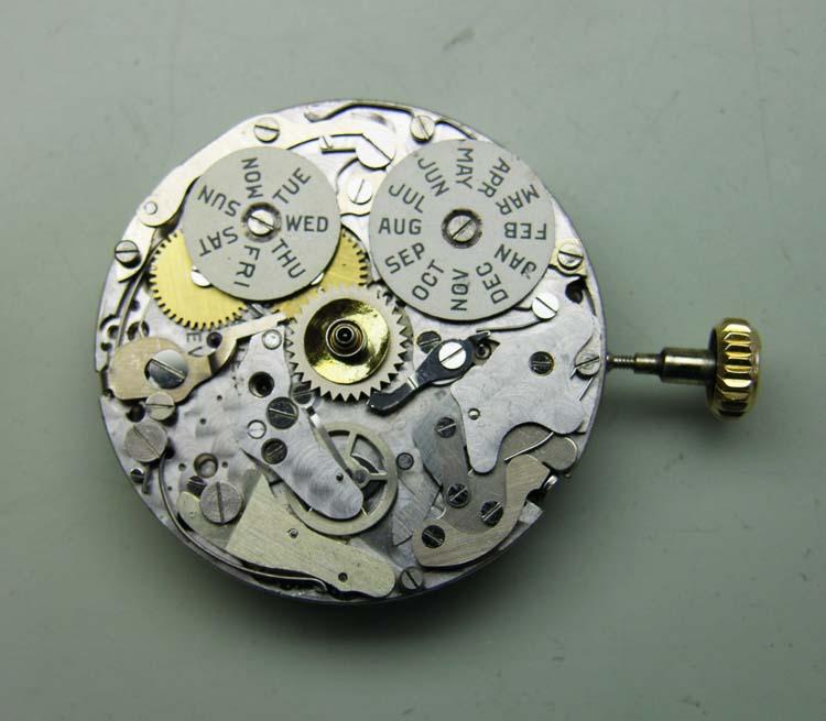 Rolex 636 Restoration