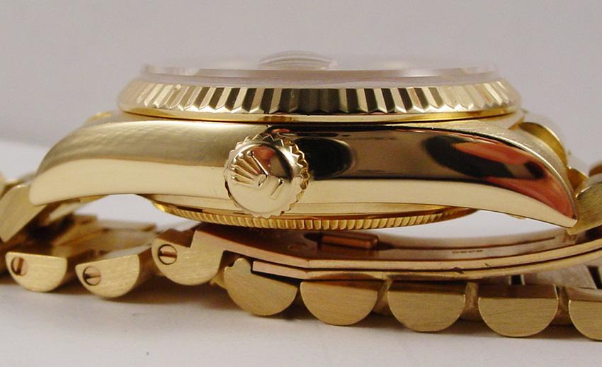 Rolex Watch Restoration CT