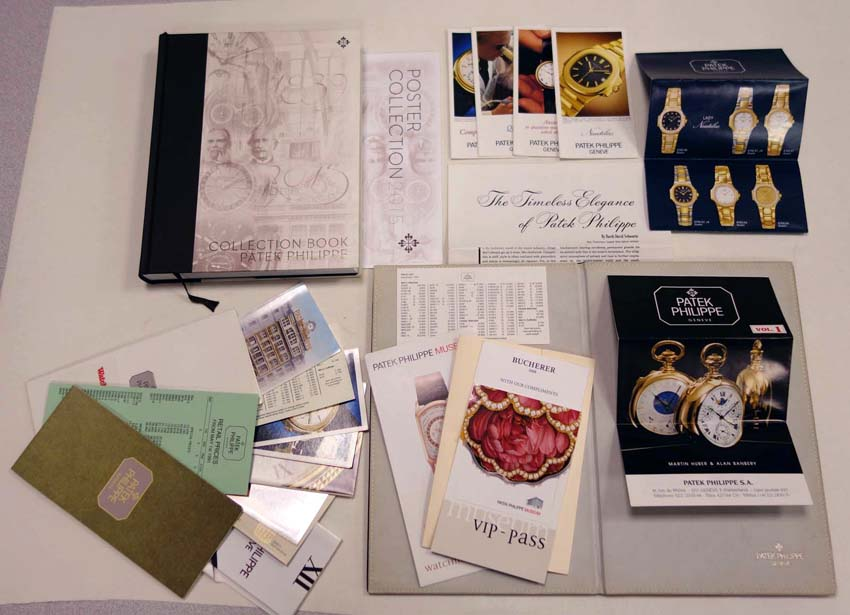 Rare Patek Philippe Collectibles