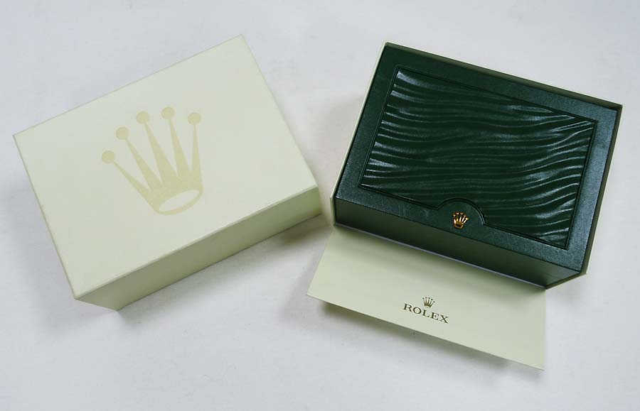 Rolex Presentation Inner/Outer Box Set
