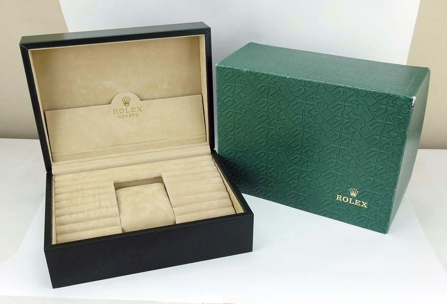 Rolex President Presentation Box Set