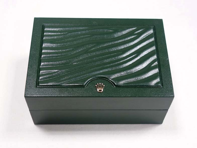 Rolex Inner And Outer Presentation Box Set