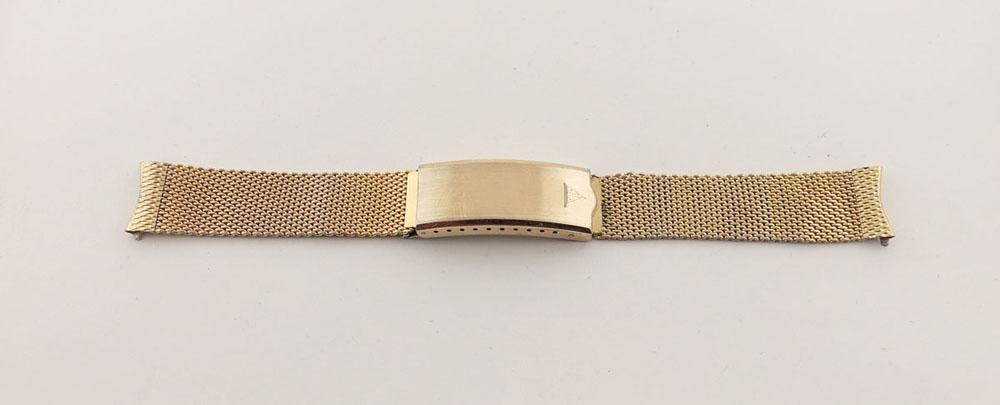 JB Champion USA 17mm Mesh Bracelet