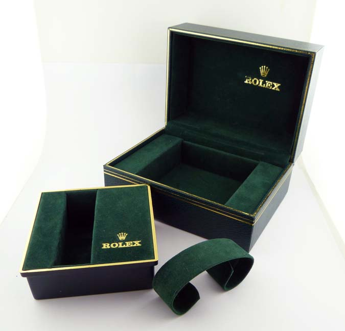Rolex 1980's Inner & Outer Box Set