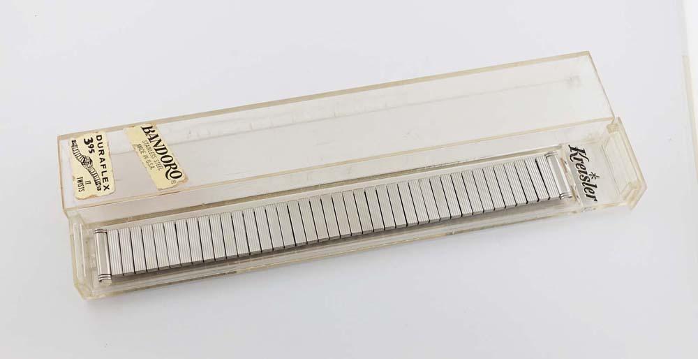 Kreisler Stainless Steel 19mm Expansion Band