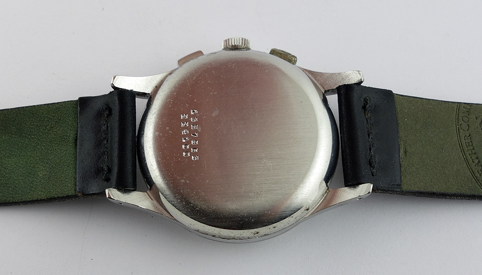 Universal Geneve Uni - Compax C-1940's Stainless Steel