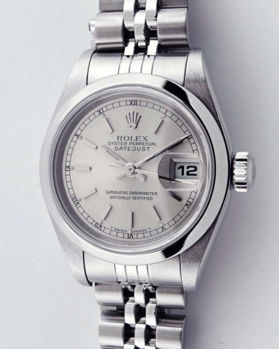 Rolex Ladies Datejust 18K/SS ref. #79174
