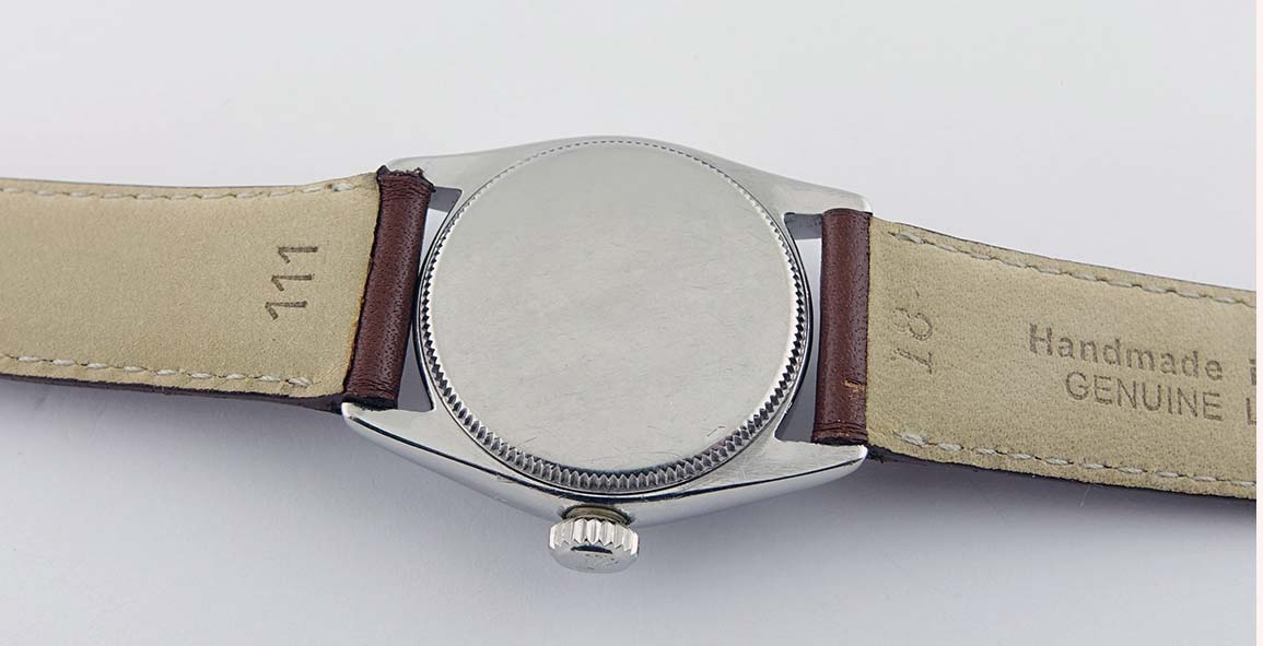 Rolex Stainless Steel Speedking