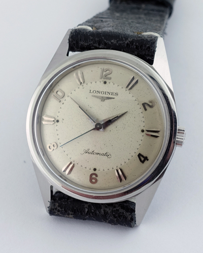 Longines Mens Wristwatch ref #2309-19AS Automatic