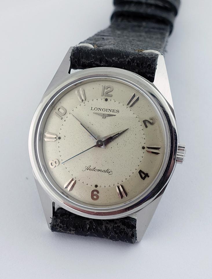 Longines Mens Wristwatch ref #2309-19AS Automatic