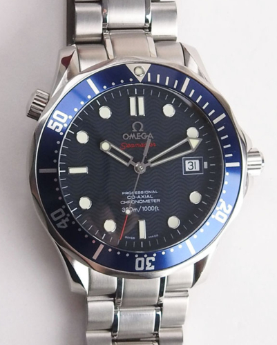 Omega Seamaster Professional 300m Co-Axial Chronometer ref. #168.1630