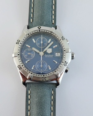 TAG Heuer Automatic 200m Chronograph