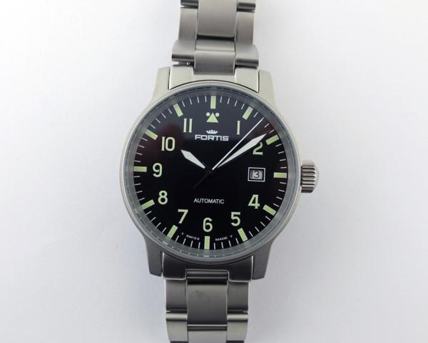 """Fortis Fleiger Pilot watch """"Full Set"""""""